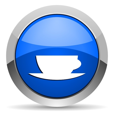 coffee cup icon photo