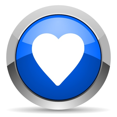 heart icon Stock Photo - 16225297