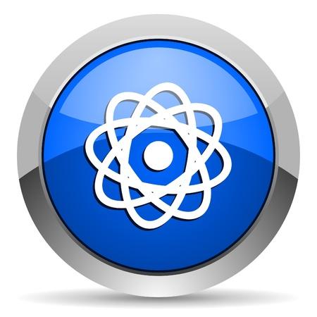 atom icon Stock Photo - 16225806