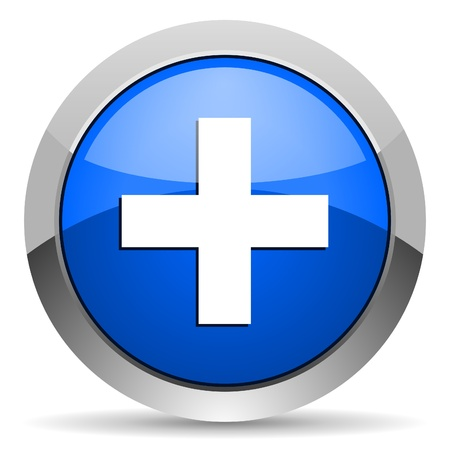 emergency button: emergency icon