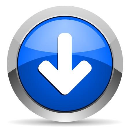 move arrow icon: icono de flecha hacia abajo