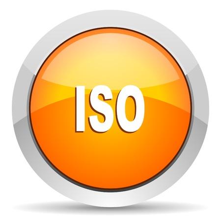 iso icon Stock Photo - 16225532