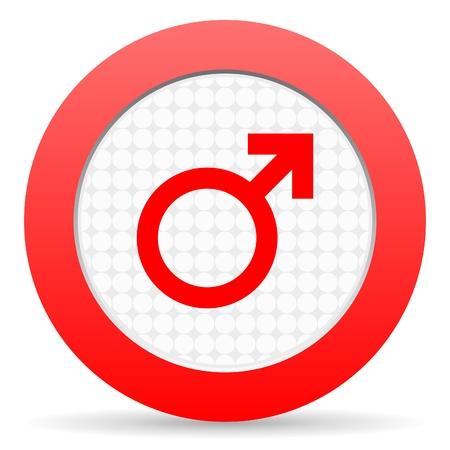 icône de sexe Banque d'images - 16225342