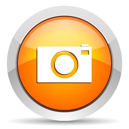 camera icon Stock Photo - 16339455