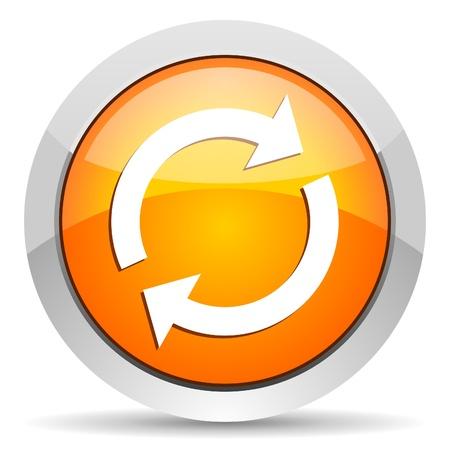 reload icon  photo