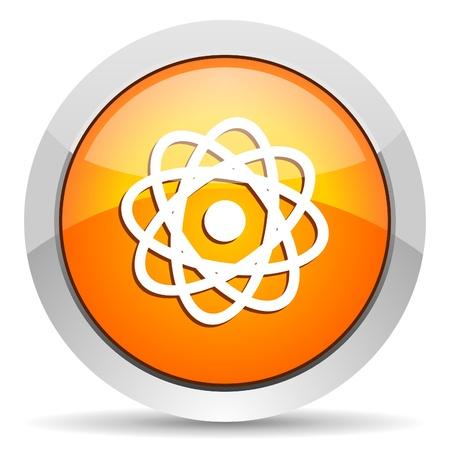 atom icon Stock Photo - 16339982