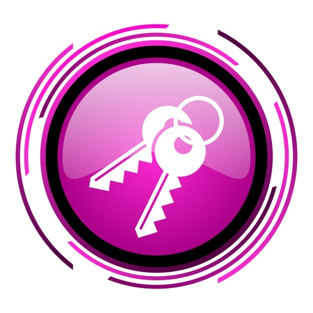 keys icon  photo