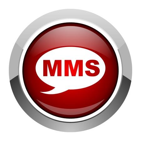 mms icon  photo