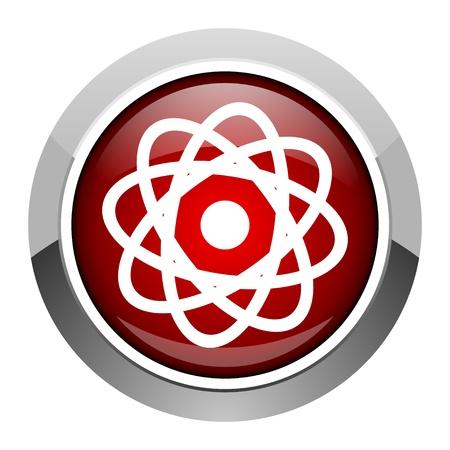 atom icon Stock Photo - 20206725