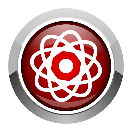 atom icon Stock Photo - 20206725