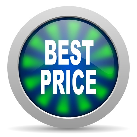 best price icon  photo