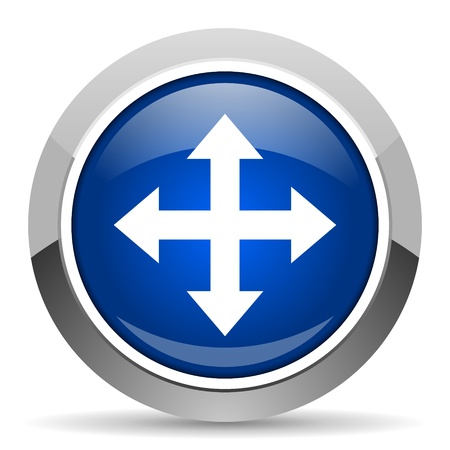 sterring: arrows icon
