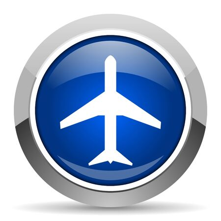 steel icon: airport icon