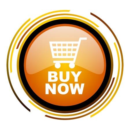 buy now icon Stock Photo - 20519737