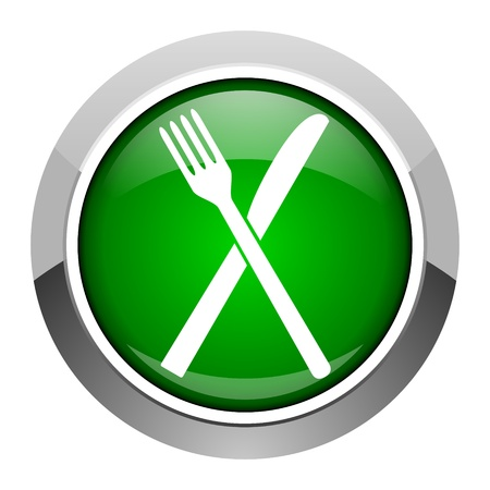 restaurant icon  photo