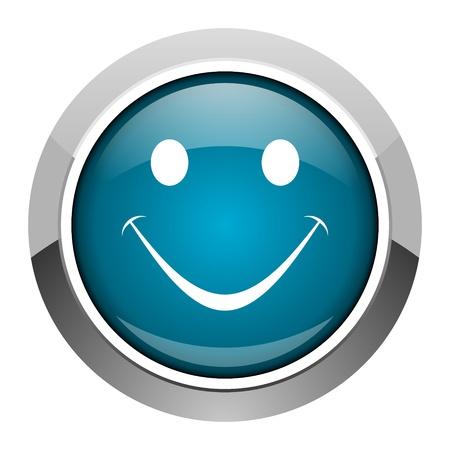 smile icon Stock Photo - 20573499