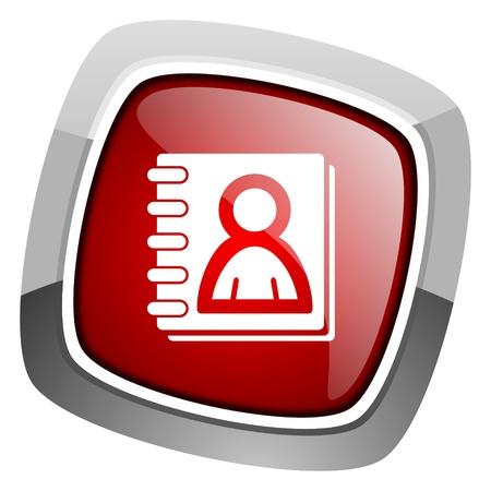 address book icon  photo