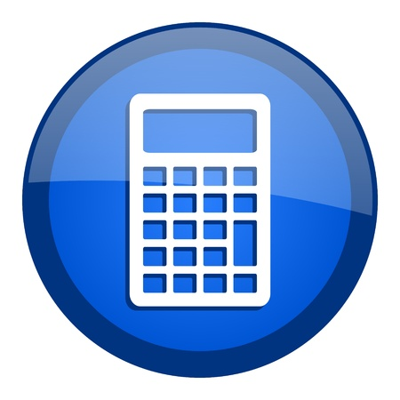 calculator icon  photo