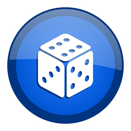 dice icon  photo