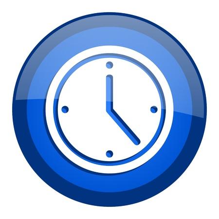 clock icon Stock Photo - 20699033