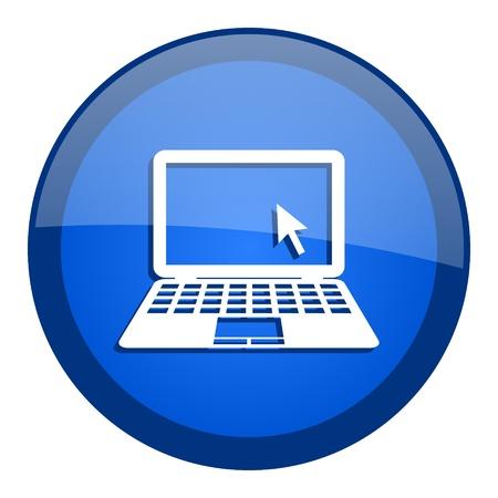 notebook icon Stock Photo - 20699045