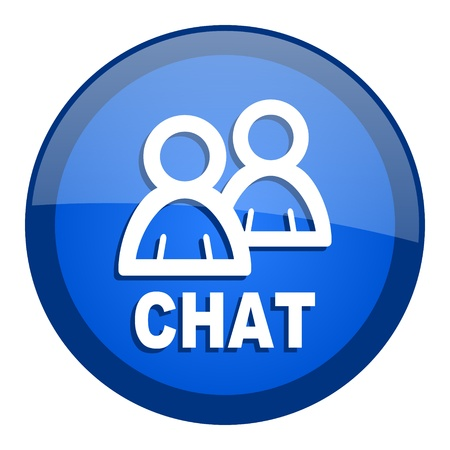 chat icon  photo