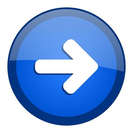 arrow right icon: arrow right icon