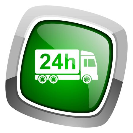 delivery 24h icon  photo
