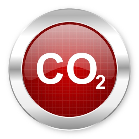 carbonic: carbon dioxide icon
