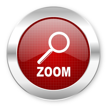 zoom icon  photo