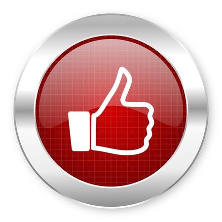 like icon Stock Photo - 20795897
