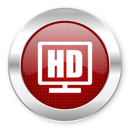 hd display icon  photo