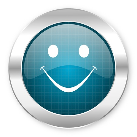 smile icon Stock Photo - 21081304