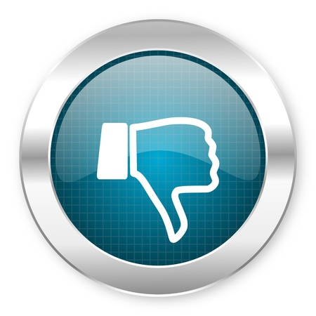 dislike icon  photo