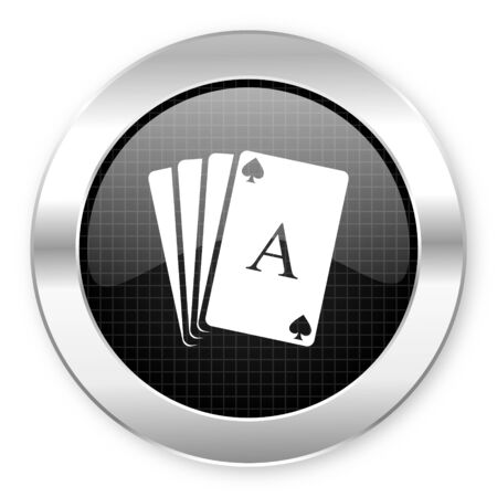 picto: playing cards icon