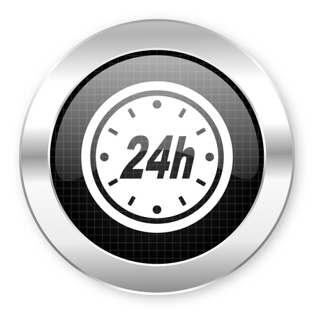 special steel: 24h icon