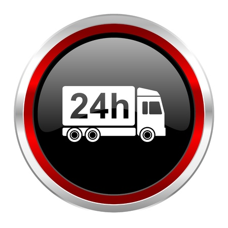 24h: delivery 24h icon