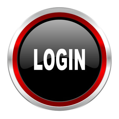 login icon  photo