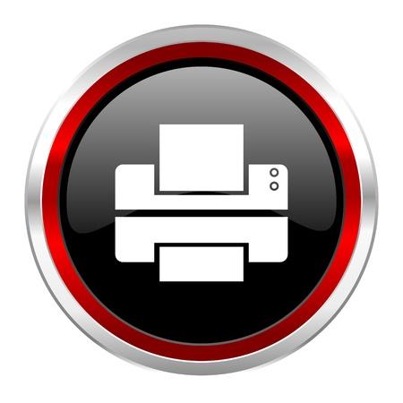 printer icon  photo