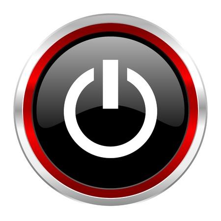 power icon Stock Photo - 21083920