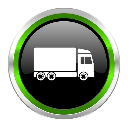 delivery icon Stock Photo - 21088709
