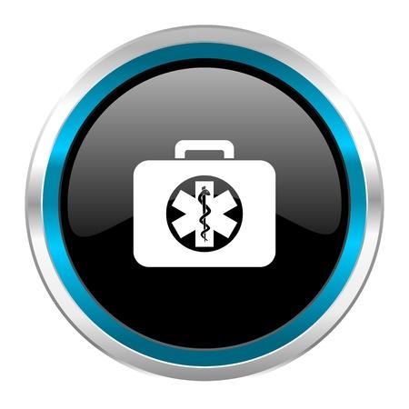 rescue kit icon  photo