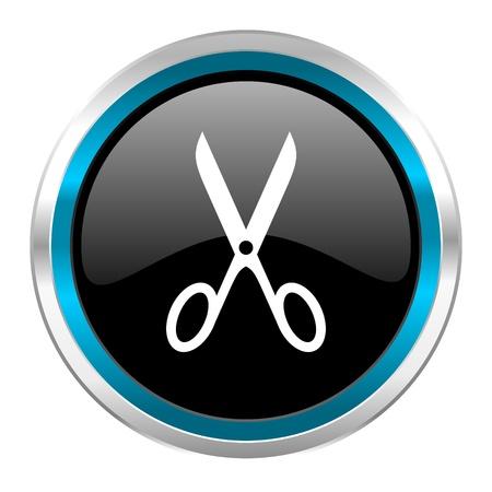 scissors icon  photo