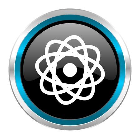 atom icon Stock Photo - 21148417