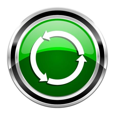 refresh icon  photo