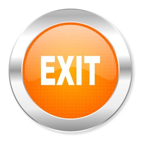 exit icon: exit icon