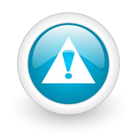 warning icon  photo