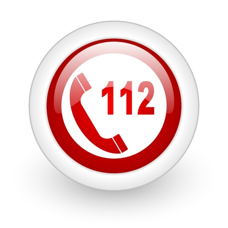 emergency call icon  photo