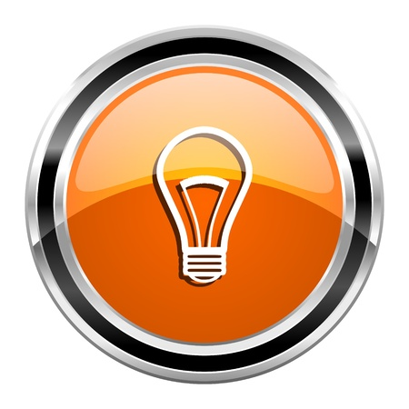 smarthone: light bulb icon