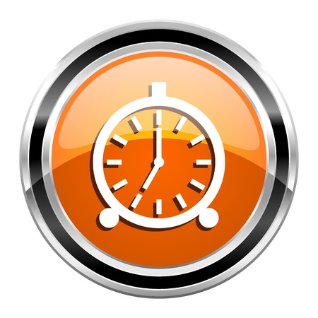 alarm clock icon  photo